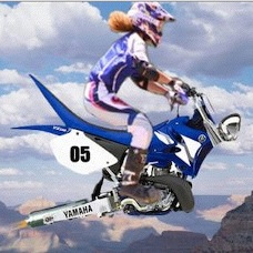 flying yamaha
